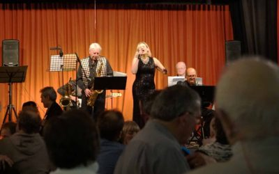 Jazz Cafe raises 1,200 pounds for bowel cancer research