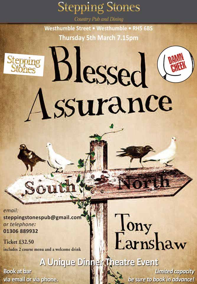 Blessed Assurance poster