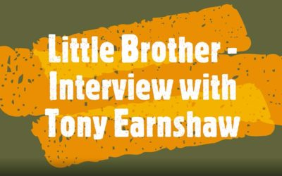 Little Brother interview with Tony Earnshaw