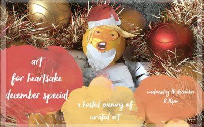 Art for Heartsake: December special