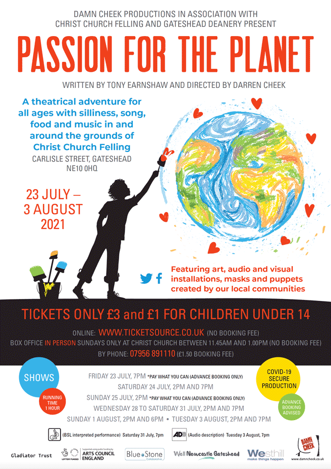 Passion for the Planet poster